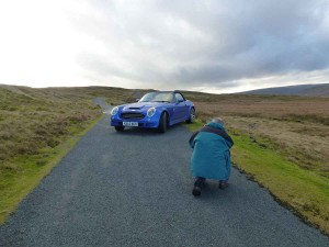 No 19 - Photo shoot on North York Moors