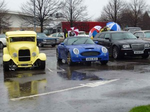 No 19 - Very wet Krispy Kreme meet in Manchester