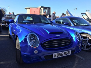 No 19 - Cars and Coffee Liverpool