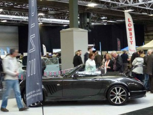 2015 Practical Classics Show - V8 Launch