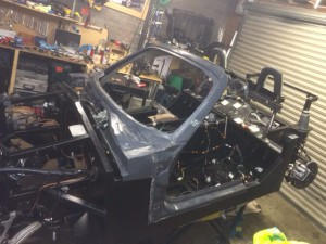 Roy Wood's Mk 3 build